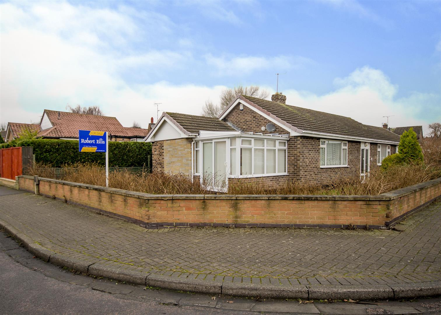 3 Bedrooms Detached Bungalow for sale in Allison Gardens, Chilwell, Nottingham